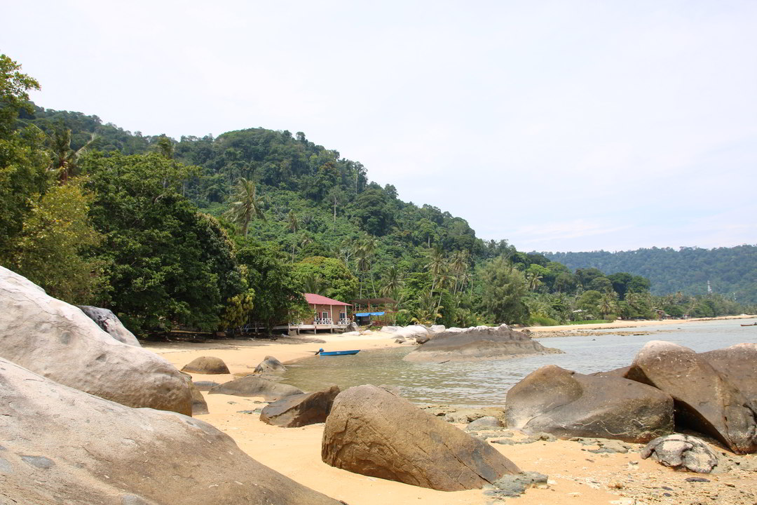 Bungkil Place in Genting, Tioman