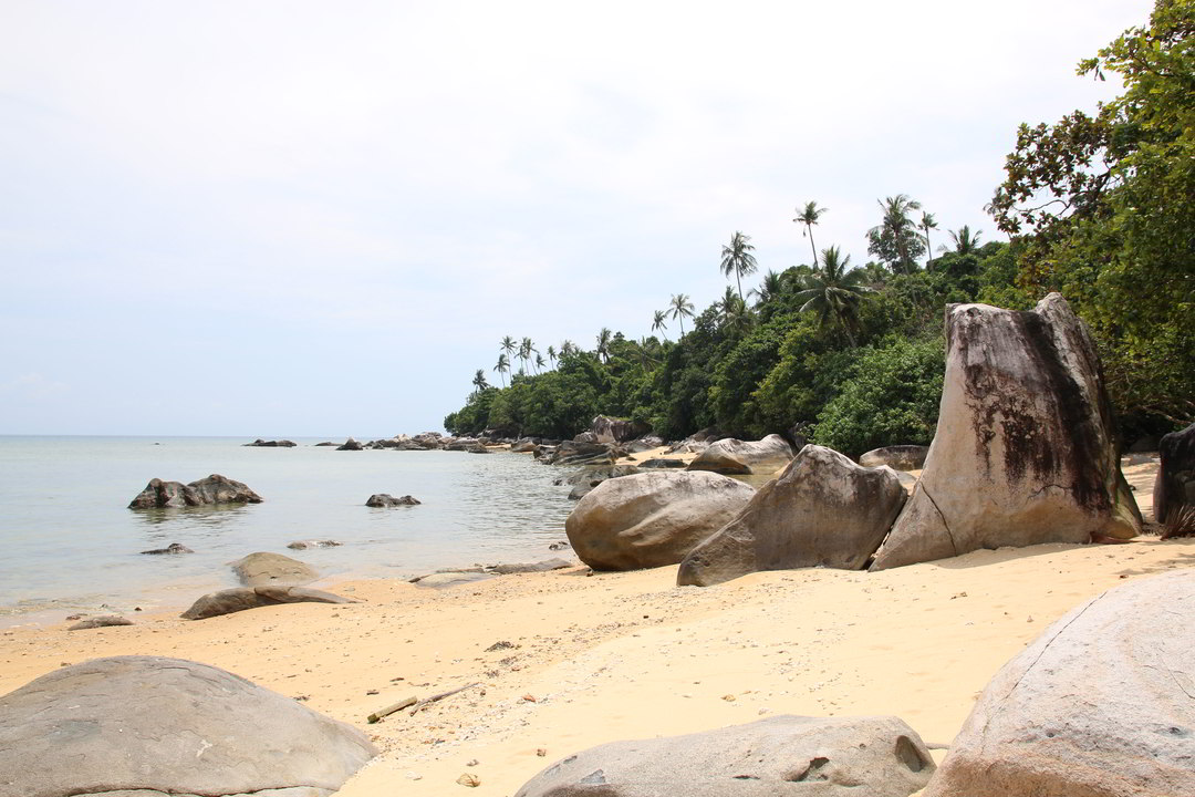 Strand in Genting, Tioman