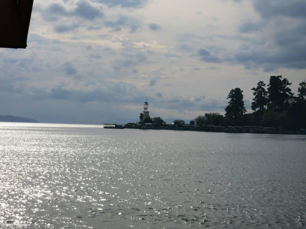 Toba-See - Schifffahrt