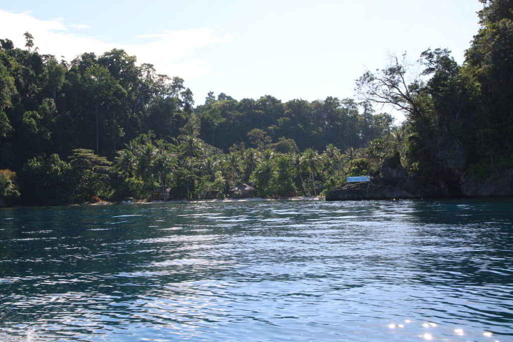Togians Harmony Bay