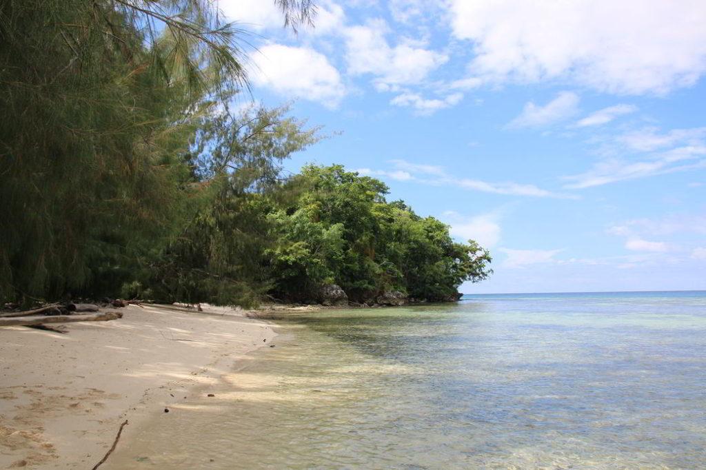 Togians Insel Taipi