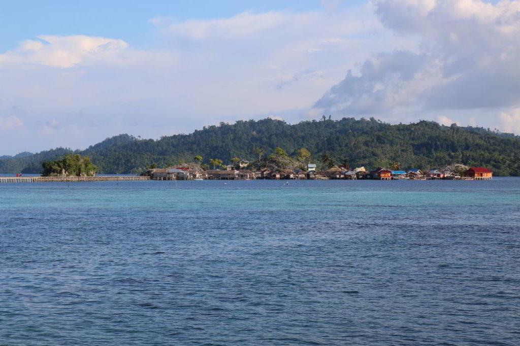 Togians Pulau Papan