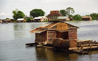 Von Battambang nach Siem Reap