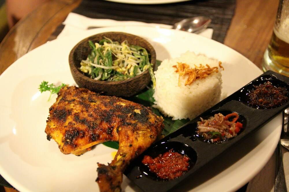 Ubud - Abendessen