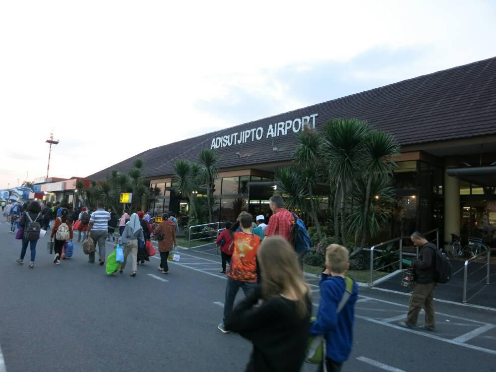 Yogjakarta - Flughafen