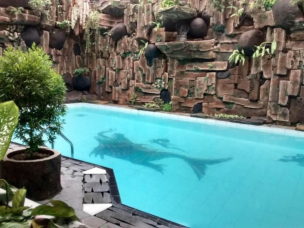 Yogjakarta - Losmen Bladok Pool