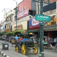 Indonesische Kutsche