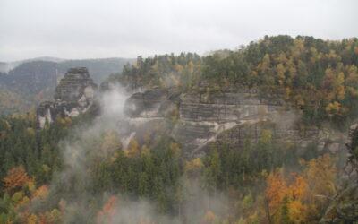 4. Tag: Felsenmühle – Krippen (20,9 km)