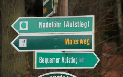 Sächsische Schweiz: 120 km Malerweg in nur 6 Tagen