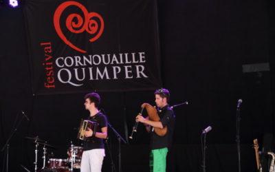 Musikfestival Le Cornouaille in Quimper
