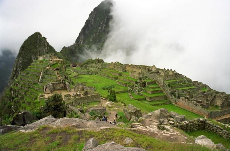 Mystischer Machu Picchu