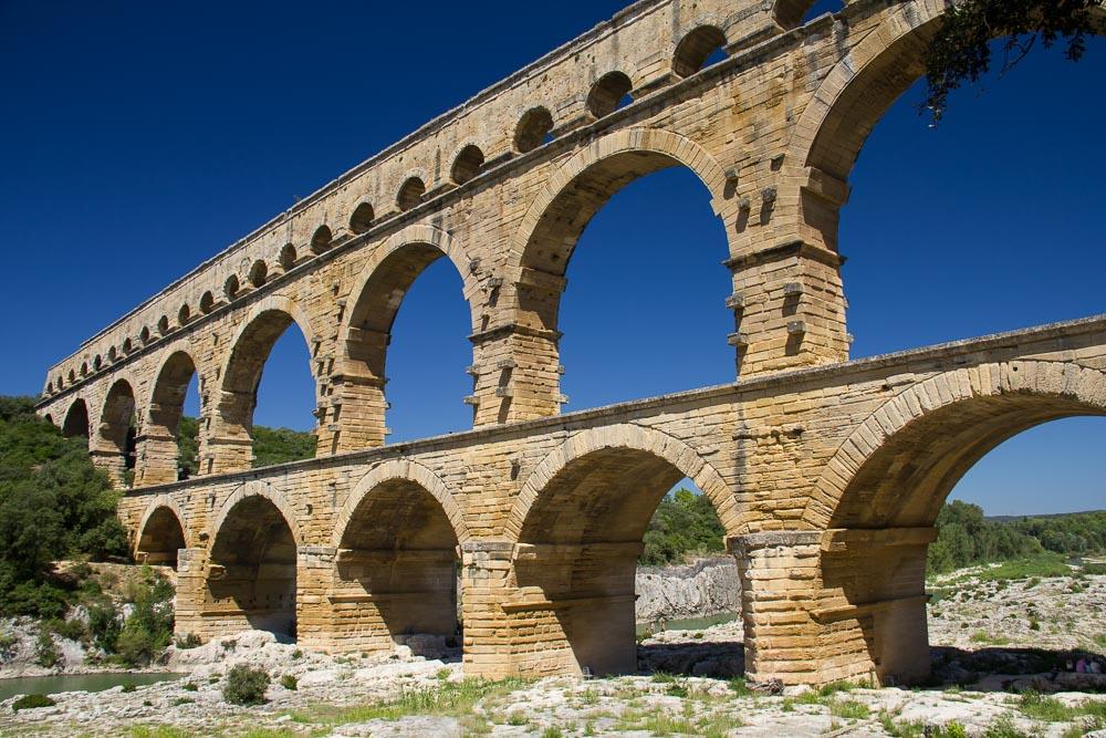 Pont du Gard und Avignon