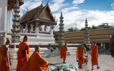 Giant Swing und Wat Suthat
