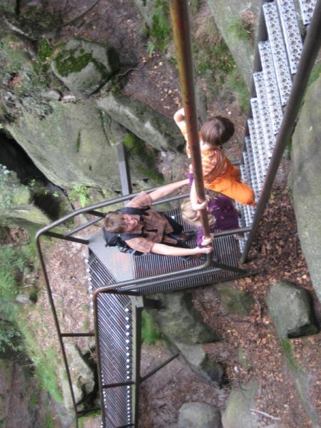 Auf Wiedersehen Sächsische Schweiz
