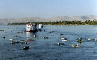 Nilkreuzfahrt im Kurzdurchlauf