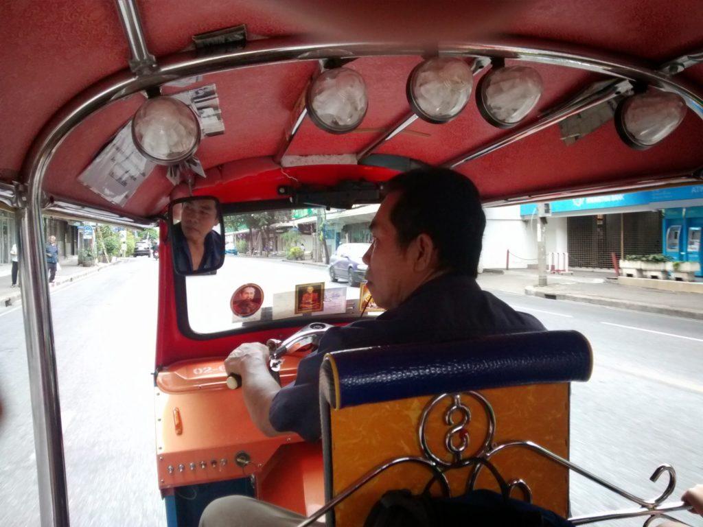 Thailand Reisevorbereitungen