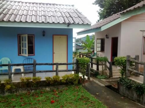 Unterkunft in Ranong